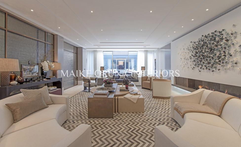 interior architects in london maike gruna interiors